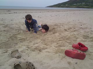 I buried my brother