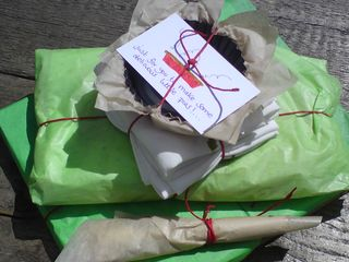 Package ready to go