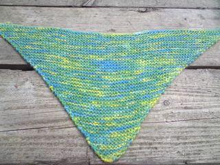 A handkercheif scarf