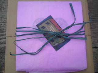 Prize parcel