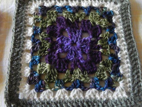 Crochet square edited